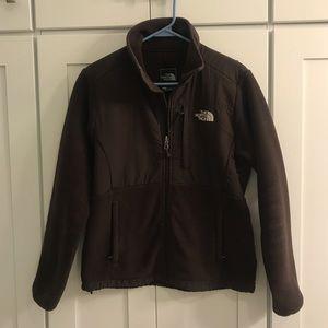 Brown North Face Denali Jacket